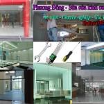 Sửa cửa kính cường lực tại hà nội an toàn giá tốt nhất