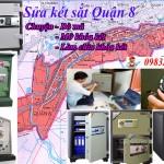 Sửa Khóa Két Sắt Quận 8 Uy Tín Chuyên Nghiệp 24/24