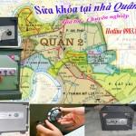 Sửa Khóa Két Sắt Quận 2 Uy Tín Bảo Hành Dài Hạn