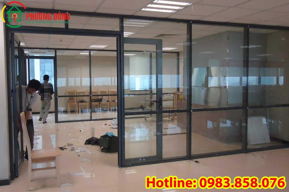 Sửa cửa nhôm kính tại TPHCM