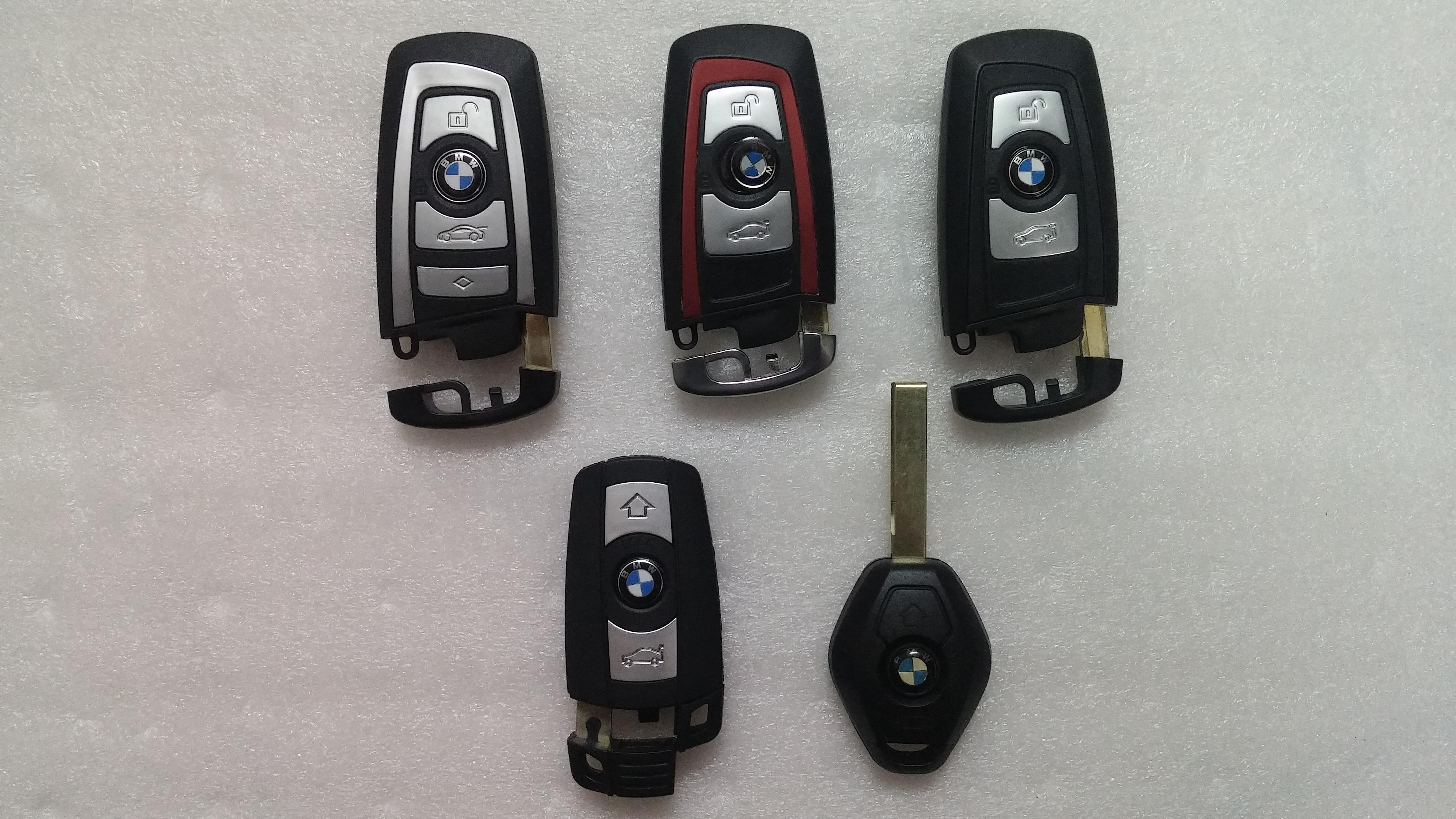 Làm chìa khóa xe BMW Chính hãng sửa khóa xe BMW giá Tốt
