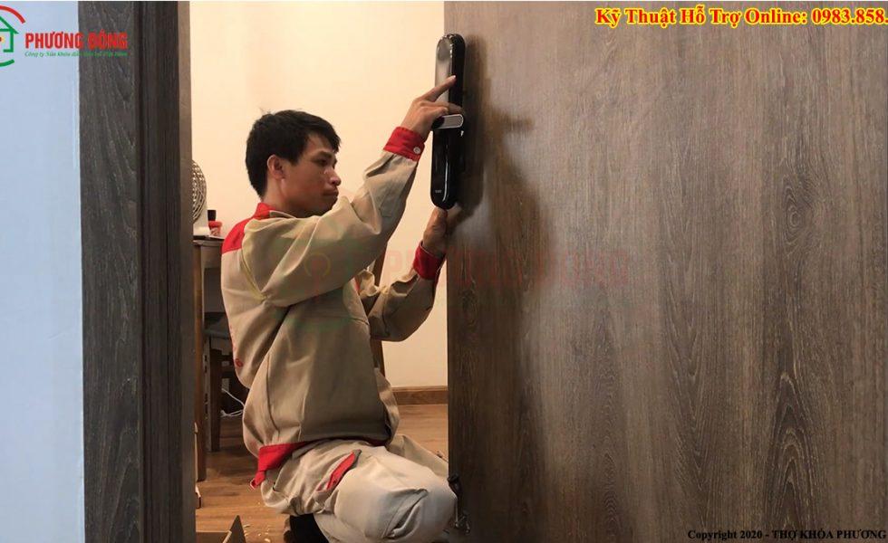 Thợ Sửa Khóa Tay Gạt Tại Nhà An Toàn Giá Rẻ Sau 15 Phút Có Mặt
