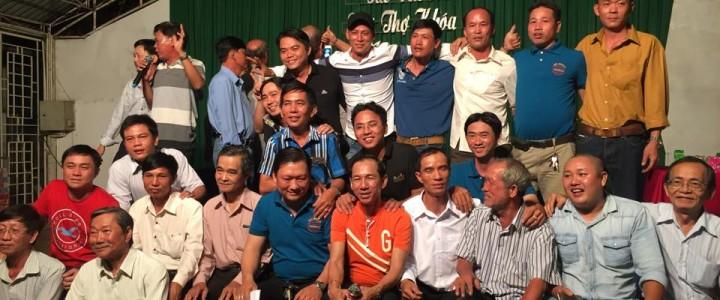 Tiệc tất niên hội thợ khóa Việt Nam 2016