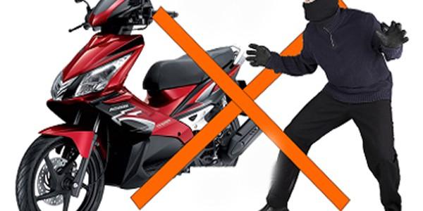 """Kinh nghiệm chống mất cắp xe máy trong """"tháng củ mật"""""""