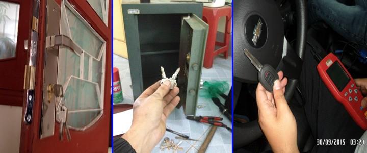 Thợ sửa khóa tại nhà Bình dương giá rẻ sinh viên tới 15″
