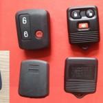 6 Mẫu chìa khóa xe Ford Escape độ gấp bền đẹp gọn nhất
