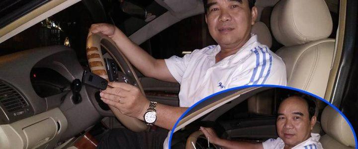Đánh chìa khóa ô tô Camry cho Cán bộ Công an Tỉnh Bình Định