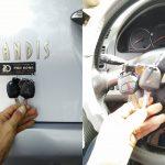 Làm chìa khóa xe Mitsubishi Grandis chính hãng với giá của Gara
