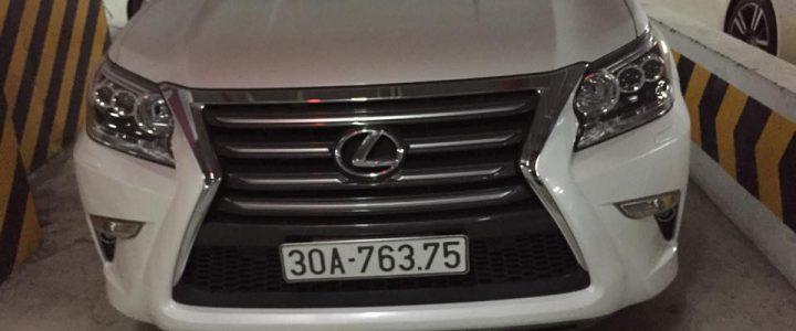Làm chìa khóa xe Lexus GX 460 Chính hãng Giá rẻ nhất
