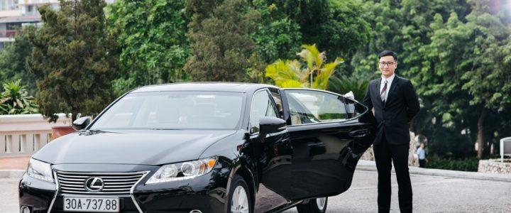 Mẫu làm chìa khóa xe Lexus ES 350 chính hãng tại nhà giá tốt nhất