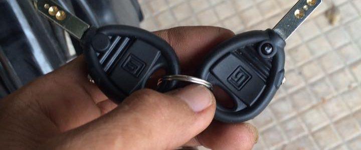 Đánh chìa khóa 6 cạnh xe SH Exiter Wave Dream Sirius Airblade