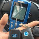 Làm chìa khóa xe ô tô Kia Morning chính hãng nhận chìa ngay