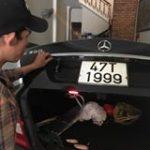 """""""Cứu nguy"""" Mở cốp xe Mercedes C200 tại Đắk lắk an toàn"""