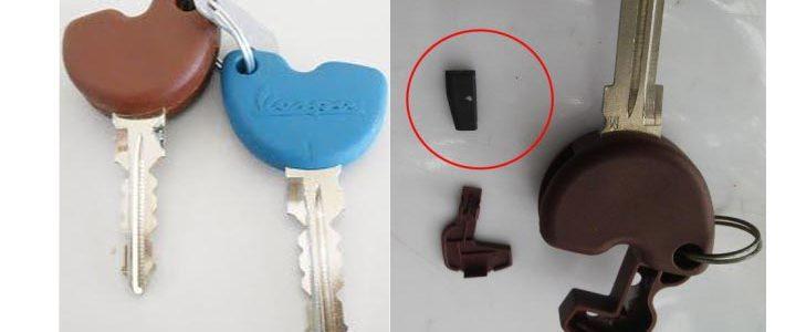 Làm chìa khóa Vespa tại Rạch Giá uy tín