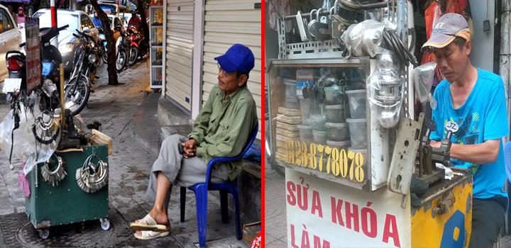 Những nơi đánh chìa khóa ở Hà Nội