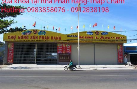 Sửa khóa tại nhà Phan Rang, Tháp Chàm uy tín, giá rẻ nhất