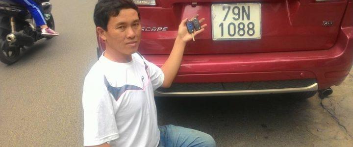 Sửa khóa ô tô tại nhà Ninh Hòa an toàn,Giá Rẻ nhất