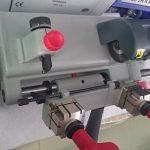 Máy cắt chìa khóa Flash 008 từ Ý cho thợ khóa trải nghiệm có quên