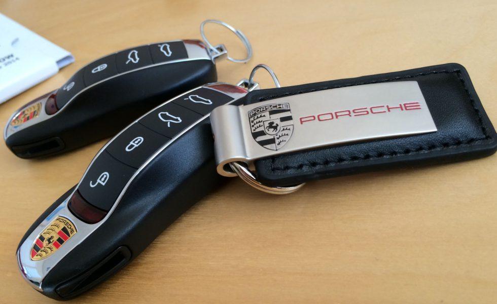 Chia Khoa Porsche
