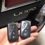 Mẫu phôi chìa khóa xe Lexus chính hãng đầy đủ các dòng xe đời xe