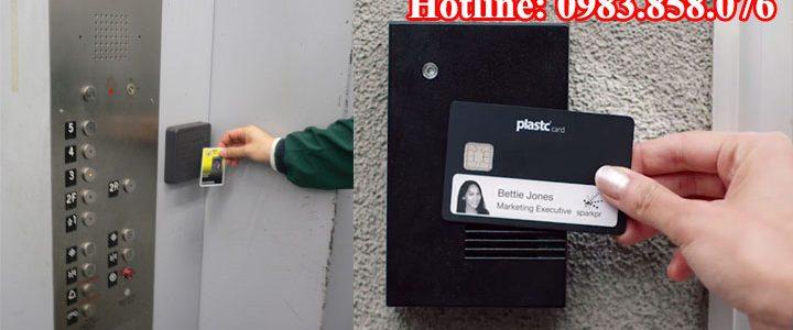 Sao chép thẻ từ cho thang máy, chung cư, kiểm soát ra vào