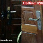 Sửa khóa chốt Clemon cửa đi, cửa sổ tại nhà Lắp đặt giá rẻ nhất !