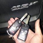 Mẫu Làm chìa khóa xe Acura MDX, TSX, NSX, ZDX, ILX