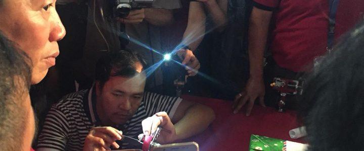 Bí kíp giành Giải nhất cuộc thi Mở khóa xe ô tô của Dương Hồ