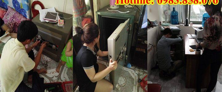Sửa khóa két sắt tại Phan Thiết tỉnh Bình Thuận An Toàn