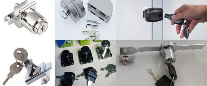Cách lắp khóa tủ kính lùa, tủ mở cánh toàn tập các dạng khóa