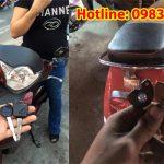 Làm chìa khóa Xe máy ở Đà Nẵng tận nơi Nhận chìa ngay Giá Rẻ Nhất