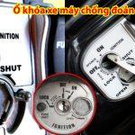 8 Ổ khóa xe máy Bạn cần phải biết khi gọi Thợ sửa khóa đánh lại chìa