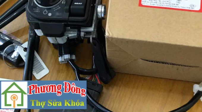 Bộ Khóa Smartkey Cho SH
