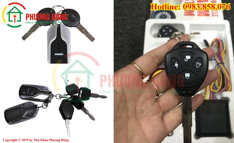 Phương Đông sửa tất cả các loại khóa xe máy ở Châu Đốc