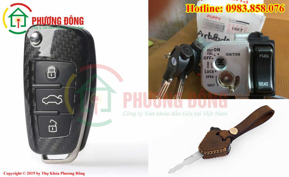Phương Đông sửa khóa xe máy, ô tô, cửa cuốn tại Đồng Xoài