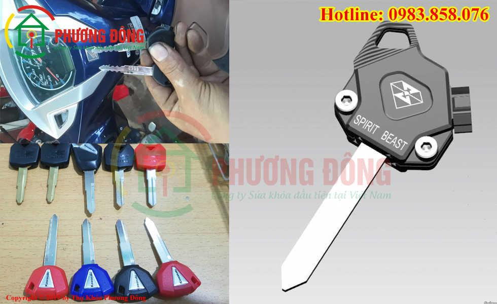 Phương Đông sửa tất cả các loại khóa xe máy tại Ninh Kiều