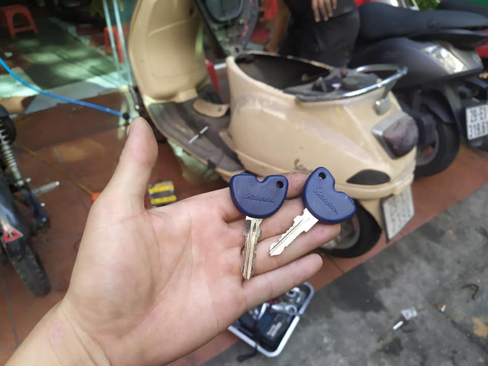 Chìa khóa Vespa