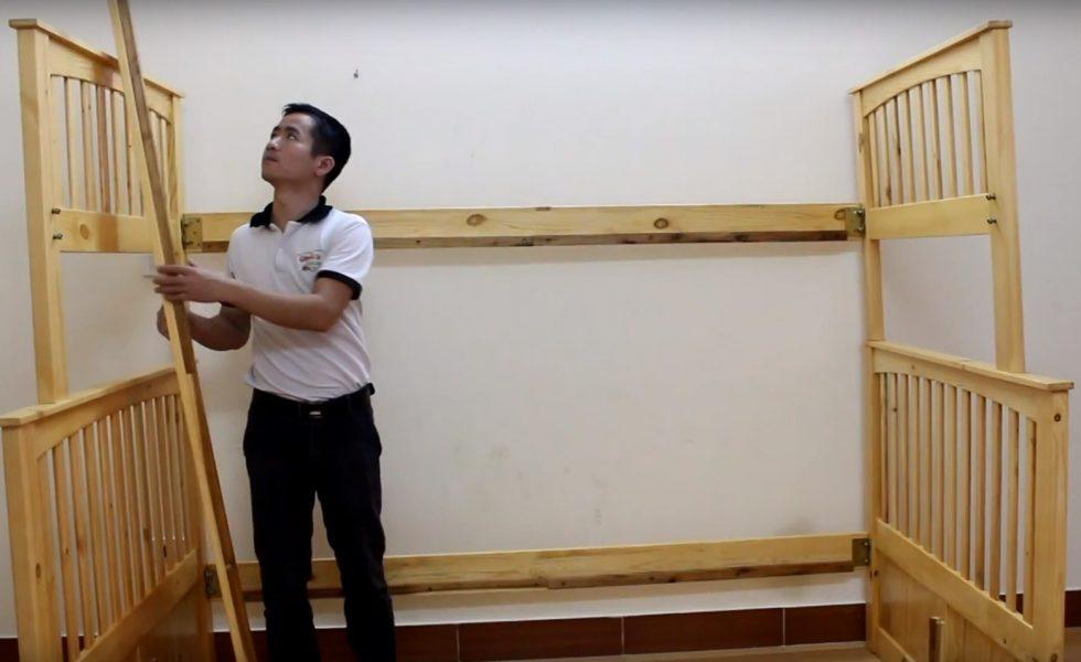Cách Lắp Ráp Giường Ngủ, Giường Tầng Nhanh Chính Xác Nhất