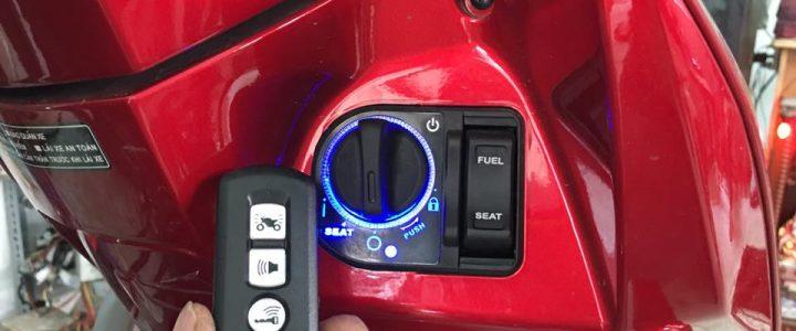 Thay ổ khóa xe Airblade 125 chính hãng giá bao nhiêu