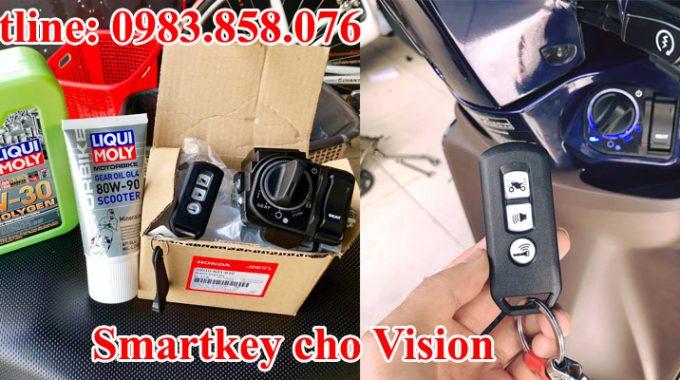 Thay O Khoa Smartkey Cho Vision
