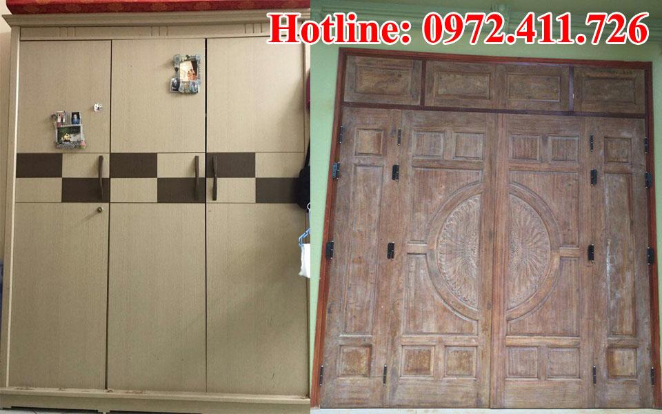 Thợ mộc sửa chữa đồ gỗ tại nhà Hà Nội