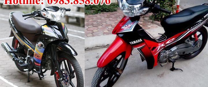 Thay ổ khóa xe máy Sirius chính hãng Yamaha tại nhà
