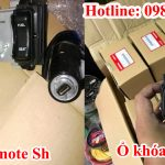 Thay ổ khoá xe SH Mode SH việt 125i 150i SH nhập chính hãng