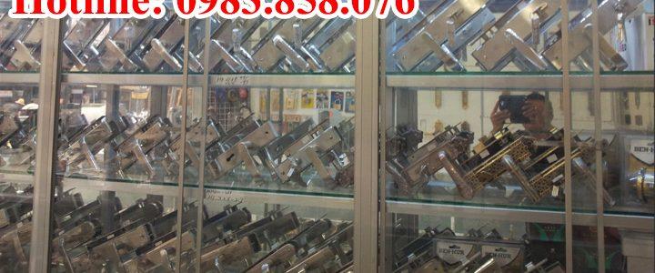 Cửa hàng khóa Việt tiệp tại Hà Nội bán ổ khóa giá tốt nhất !