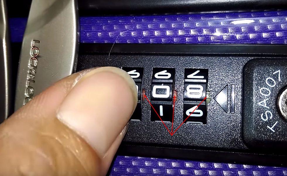 Cách Mở Khóa Vali Lock And Lock Khi Quên Mã Số【Chỉ Trong 30 Giây】