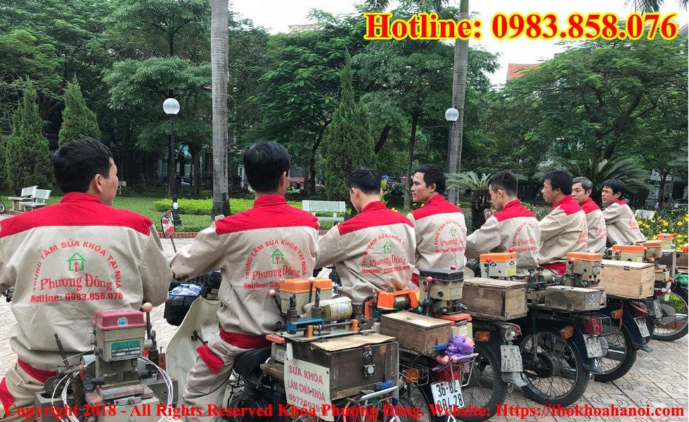 Thợ Sửa Khóa Tại Hà Nam Chuyên Nghiệp Tới Sau 15″