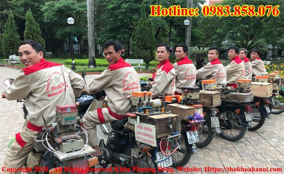 Tho Khoa Phuong Dong 15