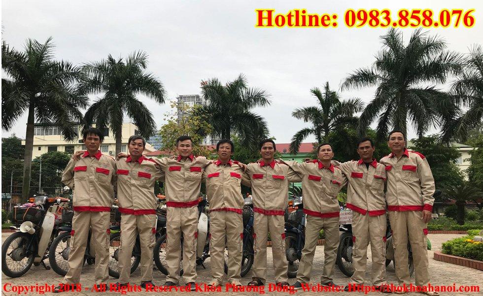 Tho Khoa Phuong Dong 6