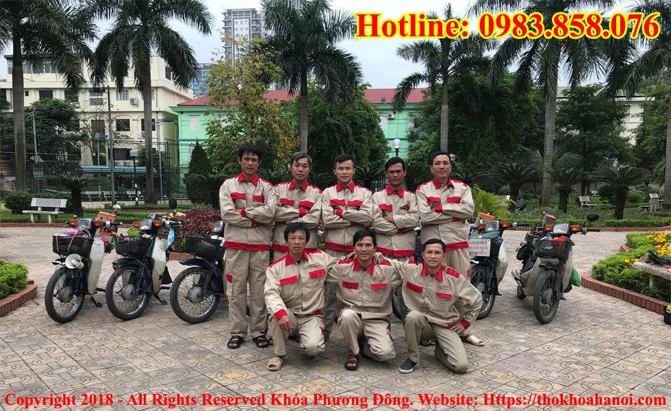 Tho Khoa Phuong Dong 7