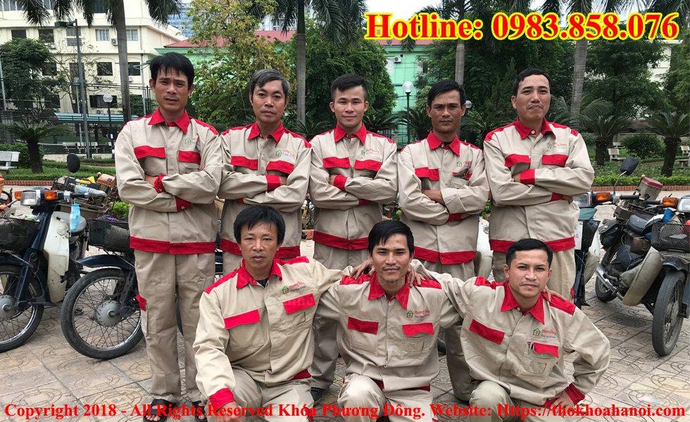 Tho Khoa Phuong Dong 8